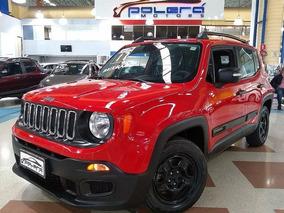 Jeep Renegade Sport 1.8 Flex Manual 2017 Completa