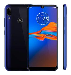 Smartphone Motorola Moto E6 Plus Xt2025-1 64gb Azul Netuno