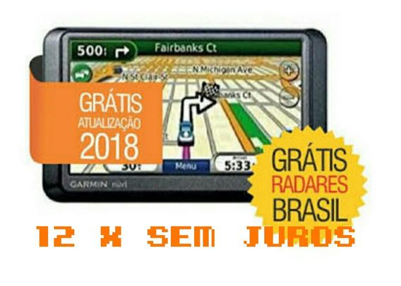 Gps Garmin Drive 60lm Mapa E Radar Com Audio Português