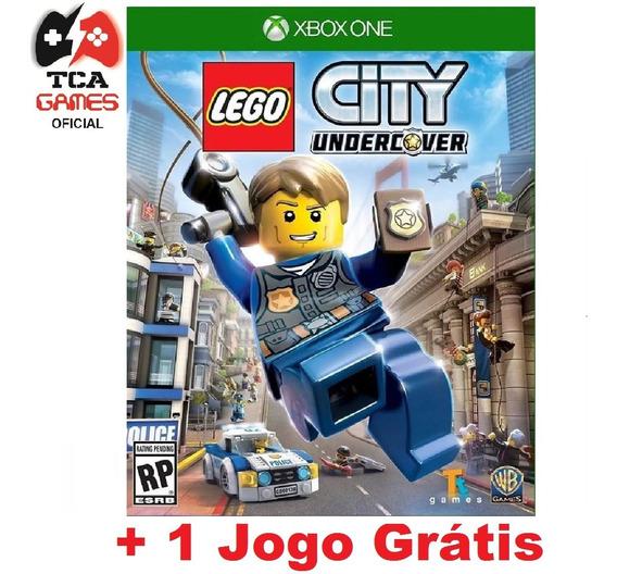Lego City Undercover Xbox One Mídia Digital