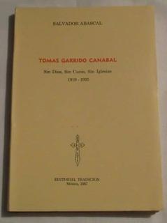 Tomás Garrido Cabal / Abascal Salvador