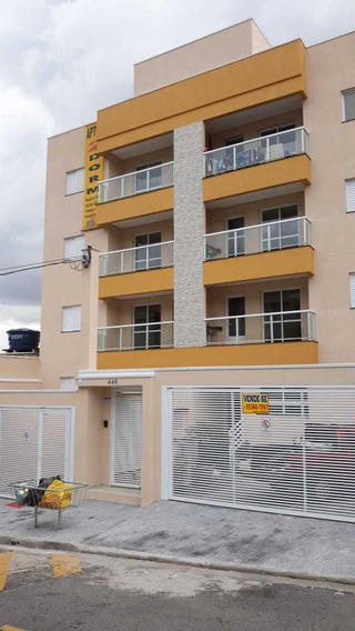 Apartamentos Novos Vila Nogueira - Diadema - Prédio 3 Andar