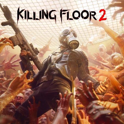 Killing Floor 2 Pc Original Steam Cdkey + Online + Español