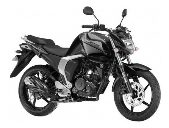 Yamaha Fz Fi 0km Negra Mg Bikes