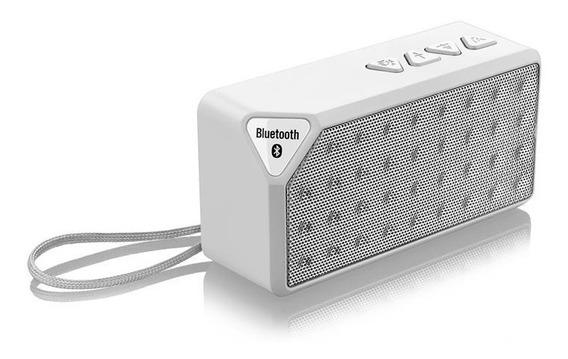 Caixa De Som Bluetooth 8w Rms Multilaser 1 Ano Garantia