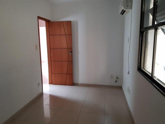 Apartamento Em Campo Grande, Santos/sp De 60m² 2 Quartos Para Locação R$ 1.600,00/mes - Ap603842