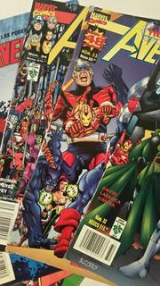 Avengers Editorial Vid 6 Comics
