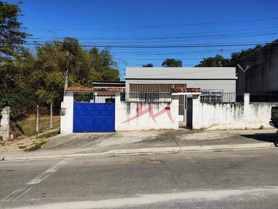 Casa Com 2 Quartos À Venda, 70 M² Por R$ 180.000 - Laranjal - São Gonçalo/rj - Ca0149