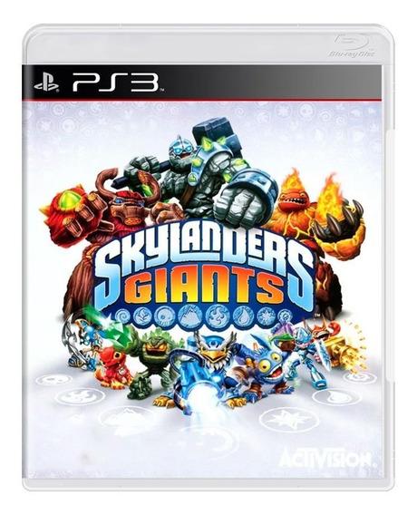 Skylanders Giants Ps3 | Mídia Física Original