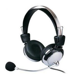 Fones Gamer Lan House Microfone E Volume Ajustavel De Sy-301
