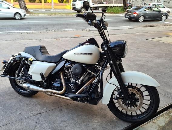 Filtro Ar Esportivo Harley Davidson Touring M8 Vance & Hines