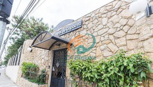 Apartamento Com 2 Dormitórios À Venda, 60 M² Por R$ 235.000,00 - Vila Augusta - Guarulhos/sp - Ap1276