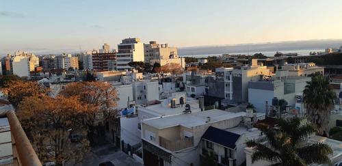 Imagen 1 de 14 de Alquiler Apartamento 3 Dormitorios Pocitos, Panorámica Vista