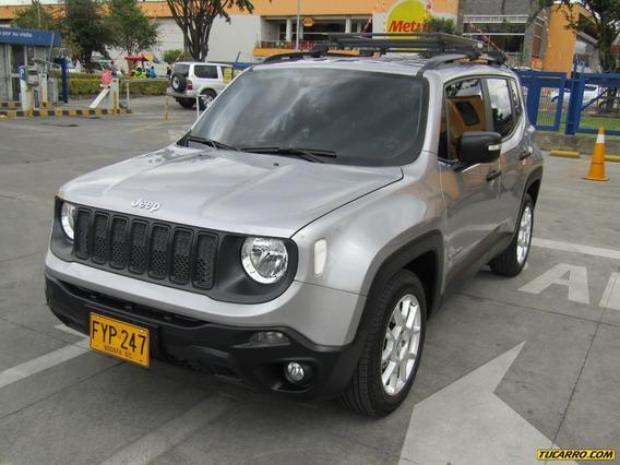 Jeep Renegade At Sport Plus