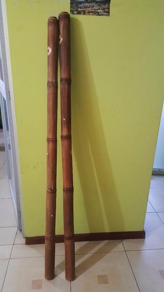 Didgeridoo De Caña Bambú- Armonizar Energizar