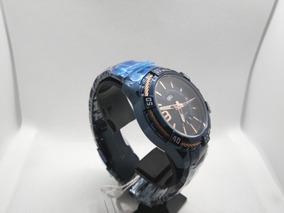 Relógio Importado De Luxo Estilo Militar 12x Promoção!!!
