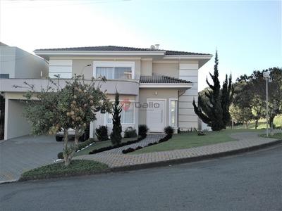 Casa Á Venda E Para Aluguel Em Condomínio Reserva Da Mata - Ca007084