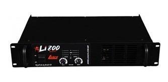 Amplificador De Potência 200w Li800 - Leacs