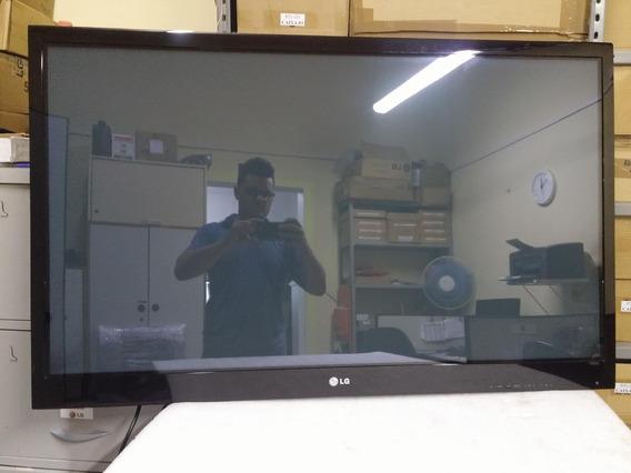 Tv LG Full Hd 50 50pk550, Sem Base, Seminova