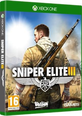 Sniper Elite 3 Xbox One Digital On Line Envio Ultra Veloz