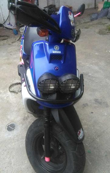 Moto Bws Modelo 2005