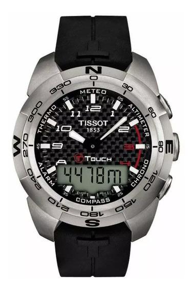 Relógio Tissot T-touch Expert Titanium T013.420.47.202.00