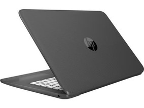 Notebook Hp 4gb Ram/ 32gb Ssd/14p/ Windows 10 Graffite