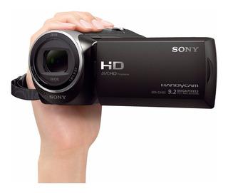 Sony Filmadora Full Hd 60x Zoom 9.2 Mp Camara Nuevas