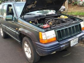 Andando Sucata Jeep Cherokee Limited V8 5.9 Litros 98