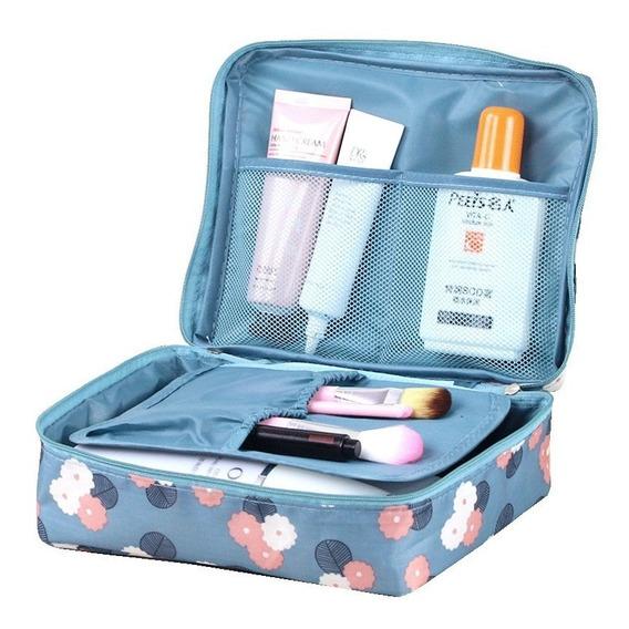 Maleta Bolsa Cosmetiquera Organizadora De Viaje