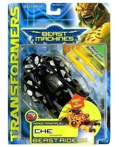 Transformers Beast Machines Cheeta (2000) Variante Muy Raro