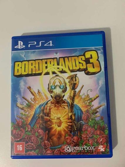 Borderlands 3 - Ps4 - Legendado Em Pt-br