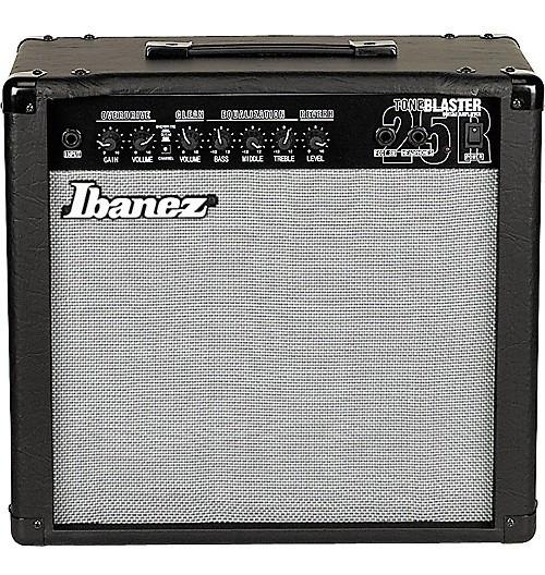 Amplificador De Guitarra Ibanez Tbx-25r Reverb Envio Cuotas