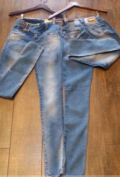 Calça Jeans Darlook Lançamento Ref.:38567
