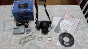 Canon Sx 500 Is + Sd 16gb