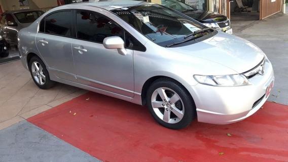 Civic Sedan Lxs 1.81.8 Flex 16v Aut. 4p