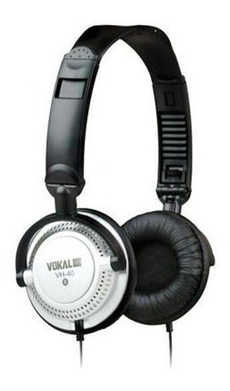 Fone Vokal Vh-40 Silver
