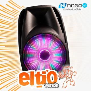 Parlante Noga One Sp6110 Karaoke Bluetooth Sd Usb Radio Bt