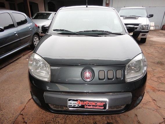 Fiat - Hatch Pequeno Uno Vivace 1.0 4p. Ano/modelo 10/11