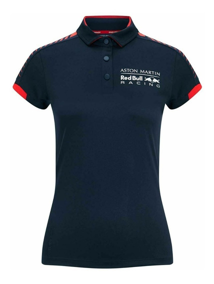 Dama Oficial Red Bul Racing F1 Polo