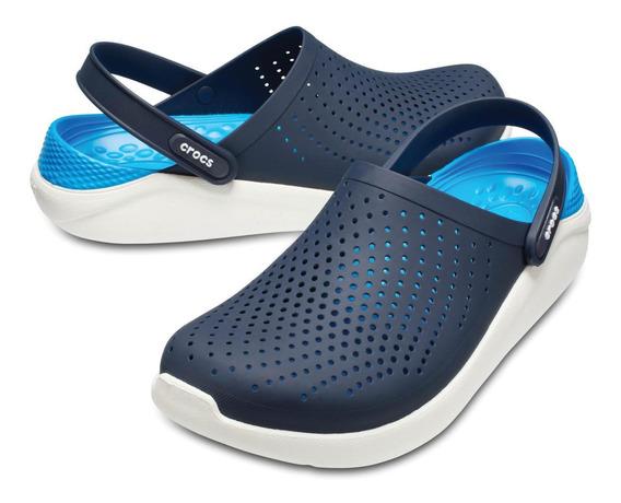 Sandália Crocs Lite Ride Clog Unissex - 2045