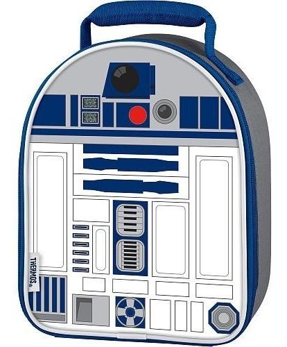 Star Wars Lonchera R2d2 Disney Thermos Nueva Original