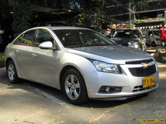 Chevrolet Cruze Nickel 1800 Cc At