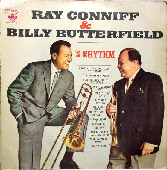Ray Conniff E Billy Butterfield Lp 1959
