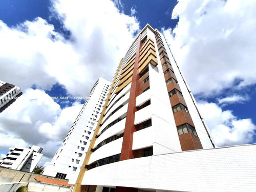 Imagem 1 de 15 de Apartamento Para Venda Em Natal, Lagoa Nova - Residencial Maria Rodrigues, 3 Dormitórios, 2 Suítes, 4 Banheiros, 2 Vagas - Ap1604-ma_2-1115250