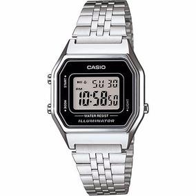 Relógio Casio La680wa 1df Original Nfe + Garantia