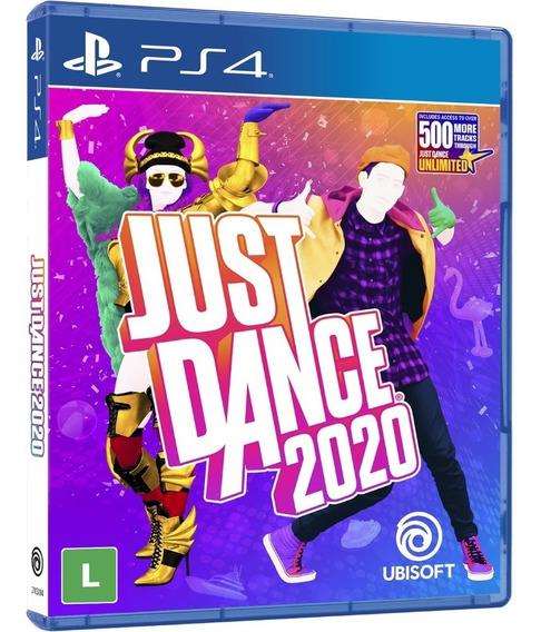 Just Dance 2020 Ps4 Em Português Mídia Física Novo
