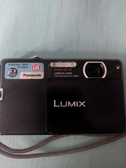 Câmera Digital Panasonic Lumix Fp1 - Usada
