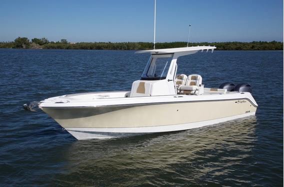 Lancha Edgewater 26´ Pesca Paseo Nueva