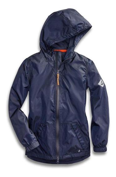 Chaqueta Owear Packable Jacke Azul Sperry